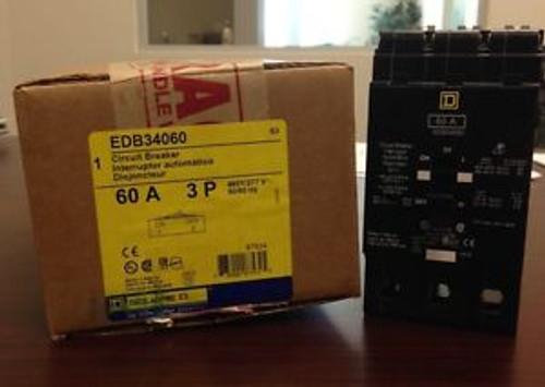 EDB34060 - BRAND NEW  3P, 60AMP 480V  PING