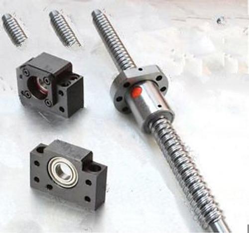1 anti backlash ballscrew 2005-1100-C7+BK/BF15 (end machining 12.7mm for coupler