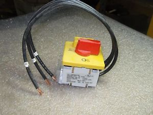 (RR21-1) NEW TPI CORP DCS403/5100 ACCESSORY DISCONNECT SWITCH