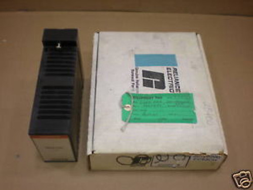 1 NEW RELIANCE ELECTRIC 049061 0-49061 CARD PACK SQUAREWARE