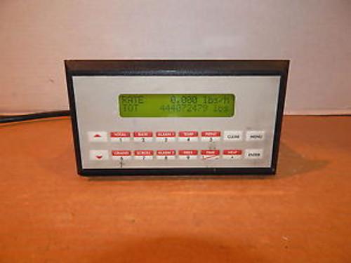 KEP Kessler-Ellis Products Flow Computer II Model ST2L10N, Flowmeter? Supertrol?