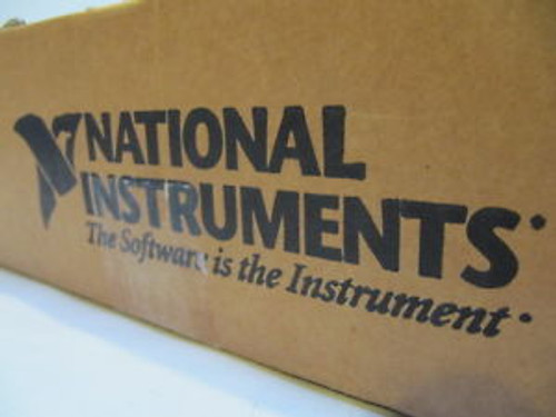 (NEW) National Instruments NI MID-7604 Integrated 4 Axis Stepper Drive 186318C01