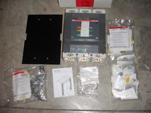 ABB SACE TMAX T6H 800 Amp Molded Case Circuit Breaker T6HG800CWA3AUS2 NEW