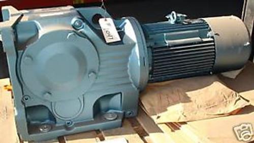 #SLS1E45 Sew Eurodrive Electric Motor and Reduction Gear 15 HP
