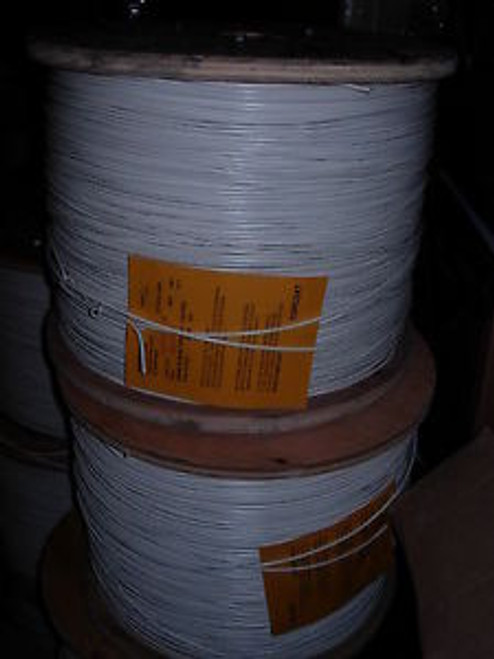 # 16 AWG COPPER STRANDED ELECTRICAL WIRE  5000 FT, SPOOL TYPE-MTW/TEW [NEW]