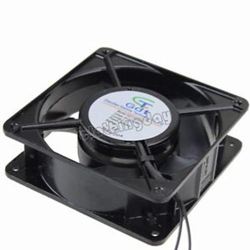 10PCS Ball Bearing 220V 240V 12CM 120mm 120x120x38mm AC Cooling Fan