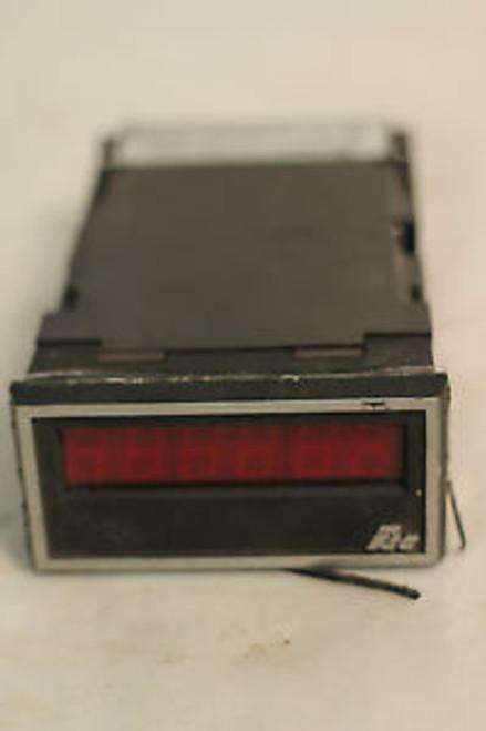 RED LION MULTIPLIERS DIGITAL RATE INDICATOR MODEL 600 SERIES