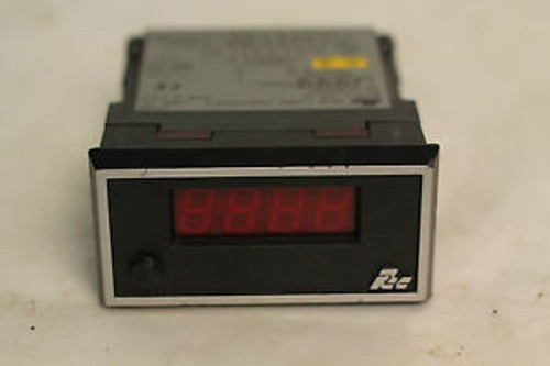RED LION MULTIPLIERS DIGITAL RATE INDICATOR MODEL APLR