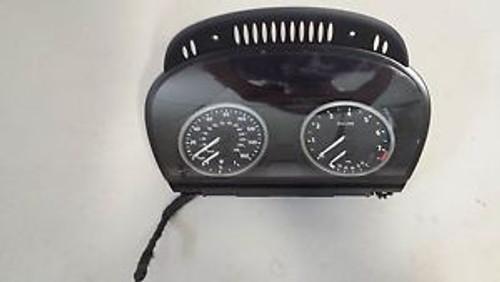 07 BMW 530XI speedometer