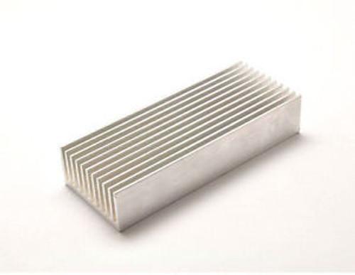 100pPure aluminum heatsink aluminum alloy radiator 1004020MM