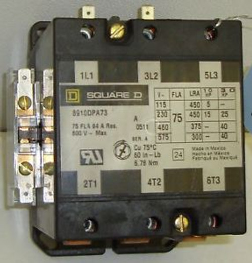 #SLS1B14 Square D Concator 8910DPA73  #6200LR