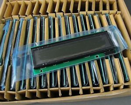 ( 15) Rohm RCM2032R LCD Display Modules 5.72 x 1.2 Display Area NEW