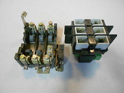 GE CR206E0 Contactor Nema Size 3 600VAC