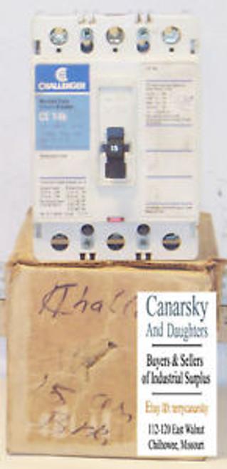 1 NEW CHALLENGER CE14k 15 AMP CIRCUIT BREAKER New