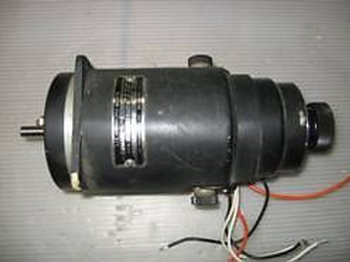 New - Lee Governed Speed Motor 115 AC Volts 500-7500 RPM
