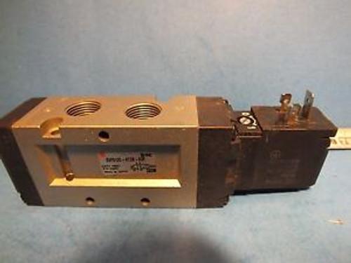 SMC EVF5120-4YOB-03F Solenoid valve Used        EVF51204YOB03F