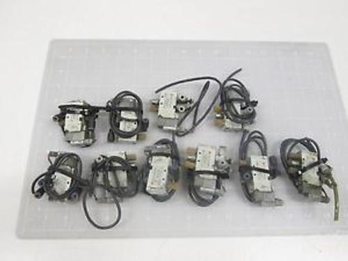 Lot of 10 SMC SYJ5120-5M0Z-M5-Q Solenoid Valve T62870