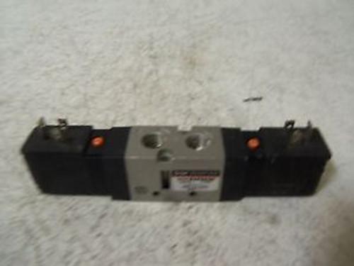 SMC EVF3230 SOLENOID VALVE USED