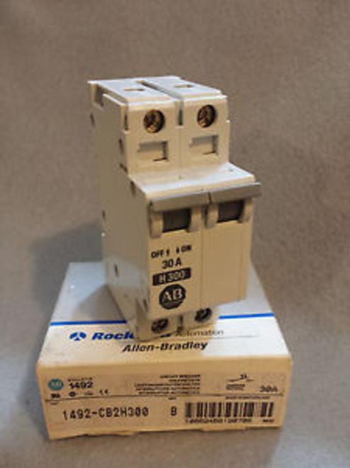 Allen-Bradley Circuit Breaker 1492-CB2H300