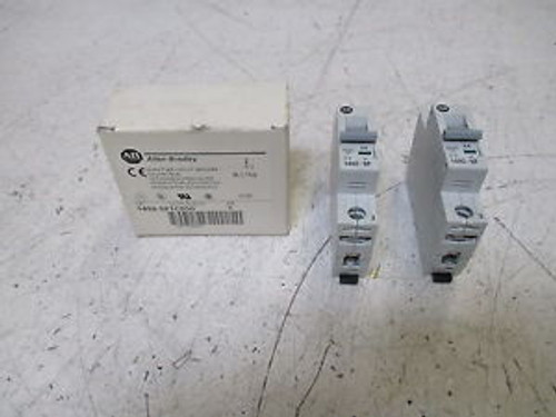 LOT OF 2 ALLEN BRADLEY 1492-SP1C050 TRANSFORMER  NEW IN A BOX