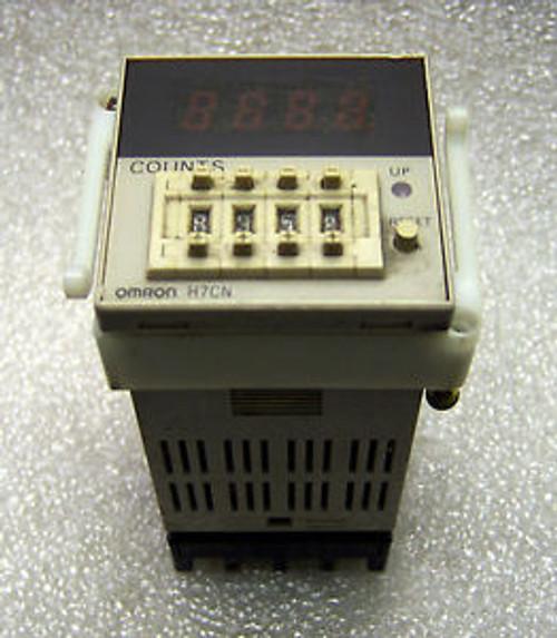 (G1-5) 1 OMRON H7CN-XLN CONTROL / COUNTER