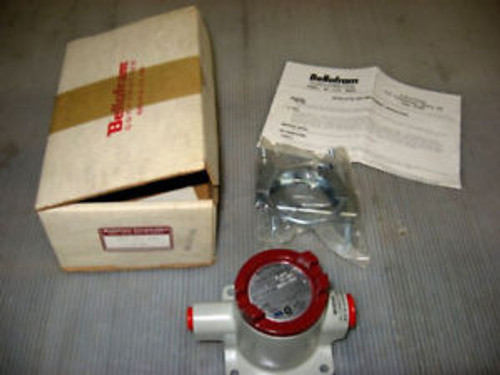 New - Marsh Bellofram 5000 Transducer Transmitter 3-27 PSIG 964-201-001