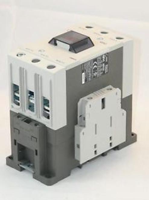 106.New Cerus Non Reversing Contactor 3 pole 85 amp 600 volt coil MRC-85L-600VAC
