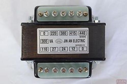 300VA 1Ph AC Control Transformer PRI: 220/380/415/440V SEC: 110/27/24/12