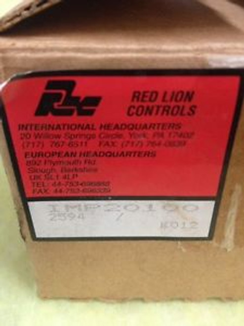 NEW - RED LION CONTROLS DIGITAL DISPLAY MODULE - IMP20100