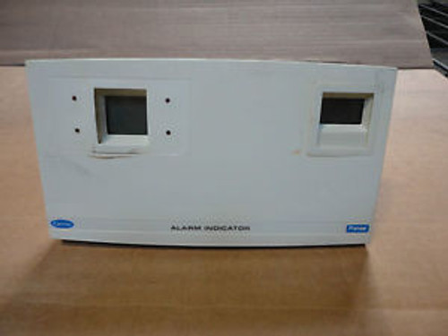 Carrier Controls - 33ACAIT - Alarm Indicator with Clock