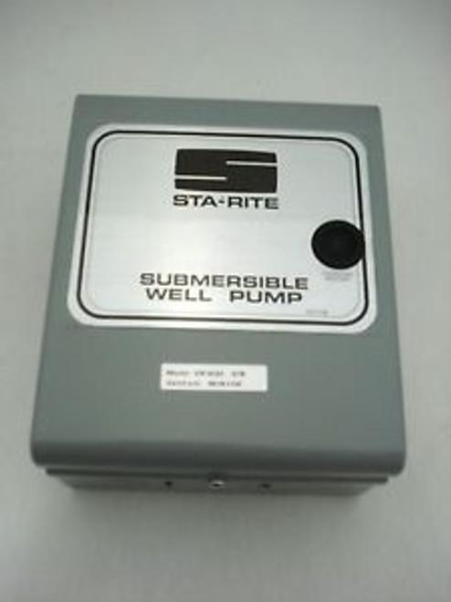 Sta Rite 2hp Submersible Motor Control for Water Pump VIP4G02-07B Sta-Rite 2 HP