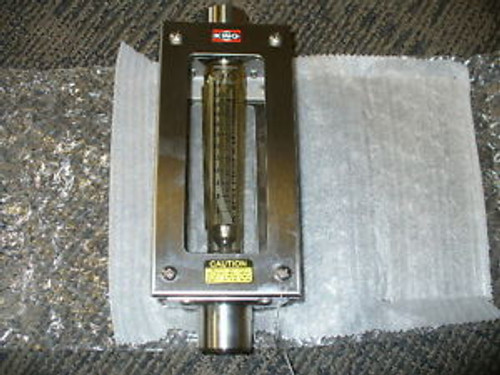 King Instrument  Polysulfone Tube Flowmeters.7311-2230-53W. 6 GPM