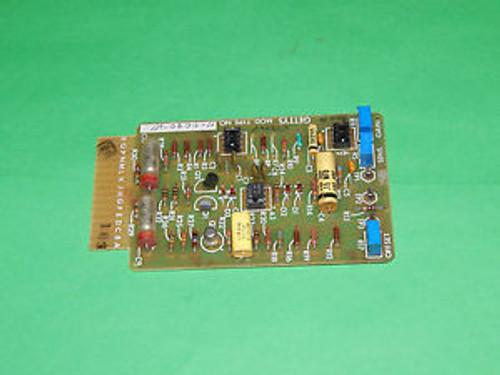 Gettys 11-0090-41 PC Control Board 11009041