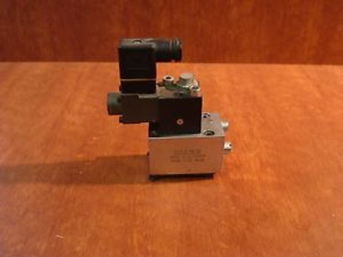 HAWE hydraulic flow control  valve SEH 3-2/30FP