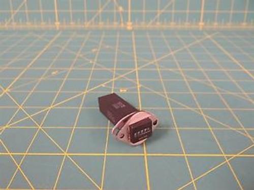 Electrodynamics 16G9CF-28-136 Time Totalizing Meter NSN 6645-01-141-7603  28VDC