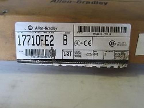 Allen Bradley 17710FE2 B Analog Output Module