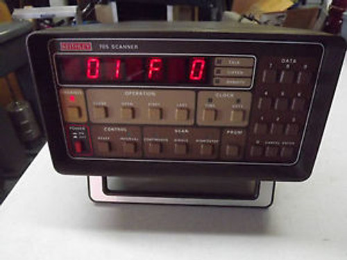 Keithley 705 Scanner with 7055 General Purpose Relay & 7057A Thermocouple Card