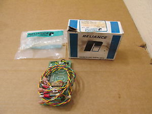 1 New RELIANCE ELECTRIC 0-51378-31 05137831 PRINTED CIRCUIT GATE COUPLING BOARD