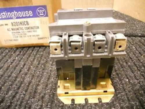 New - A201K1CB Westinghouse AC Magnetic Contactor S#276A134G02