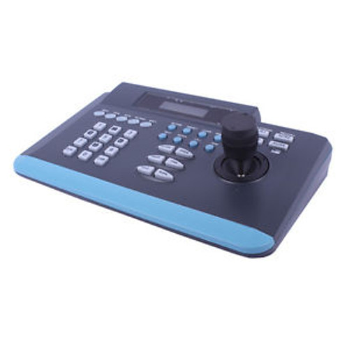 CCTV Security 3D Axis Joystick Keyboard LED Screen Controller For PTZ Camera DVR
