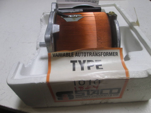 STACO TYPE 1010 VARIABLE TRANSFORMER NEW IN A BOX