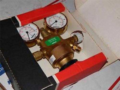 #209  Norgas  V-121-K02-AM  Oxygen Flowmeter Regulator Valve  NEW&lt