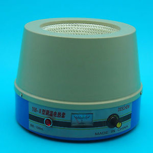 1000ml,300W,110V,Electric Temperature regulation Heating Mantle,Sleeves