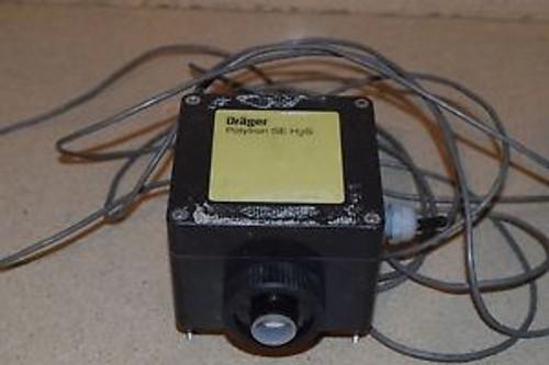 DRAGER POLYTRON SE H2S P/N 4509174