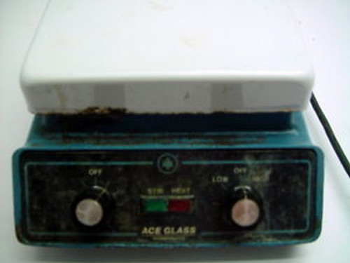 Ace Glass 502P Hotplate 600W