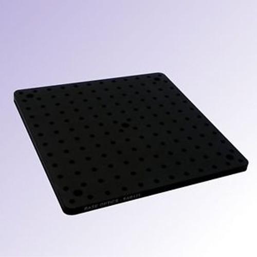 12 in x 12 in Solid Aluminum Optical Breadboard
