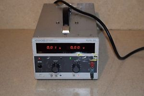 Kenwood Model PD110-5D Adjustable DC Power Supply