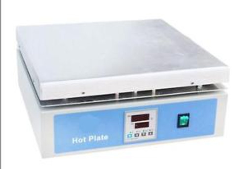 12×12? Digital Lcd Heating Hot Plate New