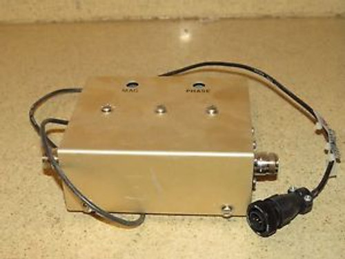 APPLIED MATERIALS SMG PHASE / MAG DETECTOR PN 0010-00215W