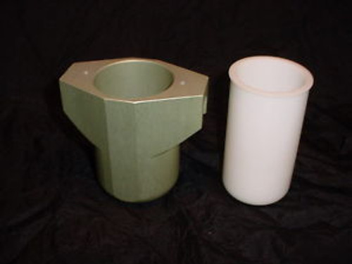 1 Sorvall or Jouan Swing Out Centrifuge Buckets Liners Part No. 11175370